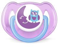 Philips Avent Smoczek Ortodontyczny 6-18m+ 2szt Różowy - 409852 - zdjęcie 3