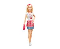 Barbie Domowe Wypieki Zestaw z lalką - 409719 - zdjęcie 2