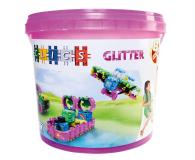 CLICS Wiaderko 8 w 1 - Glitter - 404962 - zdjęcie 1