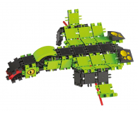 CLICS Wiaderko Dinozaury - 404963 - zdjęcie 5