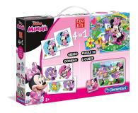 Clementoni Disney Edukit 4w1 Minnie Happy Helpers - 415027 - zdjęcie 1