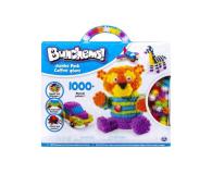 Spin Master Bunchems Kolorowe rzepy zestaw XXL Jumbo - 393252 - zdjęcie 1