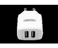 Unitek Ładowarka sieciowa 2x USB 3.4A  - 416623 - zdjęcie 2