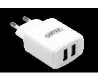 Unitek Ładowarka sieciowa 2x USB 3.4A  - 416623 - zdjęcie 1