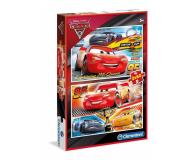 Clementoni Puzzle Disney Cars 2x60 el. - 414603 - zdjęcie 1