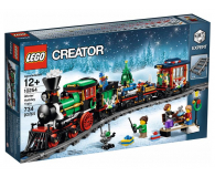 LEGO Creator Świąteczny pociąg - 415963 - zdjęcie 1
