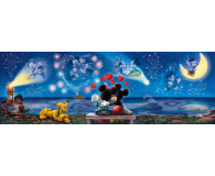 Clementoni Puzzle Disney Panorama Mickey e Minnie - 417022 - zdjęcie 3