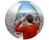 Clementoni Puzzle Virtual Reality: New York - 416992 - zdjęcie 3