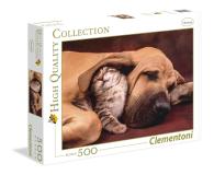 Clementoni Puzzle HQ  Cuddles - 417056 - zdjęcie 1