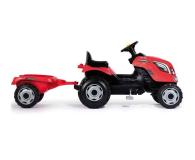 Smoby Traktor XL czerwony - 415932 - zdjęcie 2