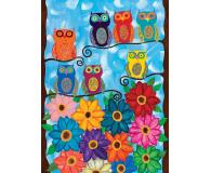 Clementoni Puzzle HQ  Cute little owls  - 417072 - zdjęcie 2