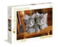 Clementoni Puzzle HQ  Kittens - 417084 - zdjęcie 1