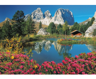 Clementoni Puzzle HQ Passo Pordoi - 417092 - zdjęcie 2