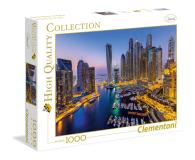 Clementoni Puzzle HQ  Dubai - 417105 - zdjęcie 1