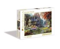 Clementoni Puzzle HQ  Victorian garden - 417123 - zdjęcie 3