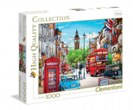 Clementoni Puzzle HQ  London - 417222 - zdjęcie 1