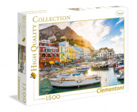 Clementoni Puzzle HQ  Capri - 417242 - zdjęcie 1
