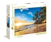 Clementoni Puzzle HQ  Tropical sunrise - 417244 - zdjęcie 1