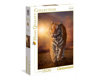 Clementoni Puzzle HQ  Tiger  - 417247 - zdjęcie 1