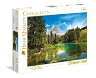 Clementoni Puzzle HQ  Blue Lake - 417239 - zdjęcie 1