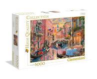 Clementoni Puzzle HQ  Venice Evening Sunset - 417267 - zdjęcie 1