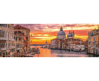 Clementoni Puzzle Panorama HQ  The Grand Canal - Venice - 417226 - zdjęcie 2