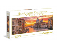 Clementoni Puzzle Panorama HQ  The Grand Canal - Venice - 417226 - zdjęcie 1