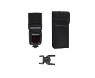 Quadralite Stroboss 60 TTL do Canon  - 412163 - zdjęcie 4