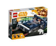 LEGO Star Wars Śmigacz Hana Solo - 424115 - zdjęcie 1