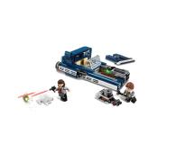 LEGO Star Wars Śmigacz Hana Solo - 424115 - zdjęcie 2
