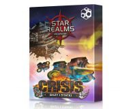 Games Factory Star Realms: Pakiet Gambit i Crisis - 423908 - zdjęcie 4