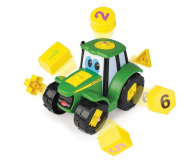 TOMY John Deere Ucz Się i Baw z Traktorem Johnny - 420286 - zdjęcie 1