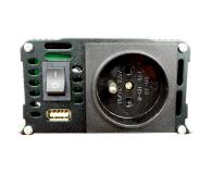 VOLT Przetwornica mikroprocesorowa 800VA / 400W 12/24V - 416517 - zdjęcie 2