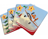 Lisciani Giochi Disney Karty do gry Samoloty - 417771 - zdjęcie 3