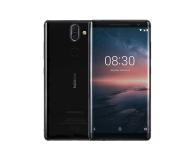 Nokia 8 Sirocco czarny - 424970 - zdjęcie 1