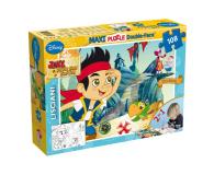 Lisciani Giochi Disney Dwustronne Maxi 108 el. Jake - 417981 - zdjęcie 1