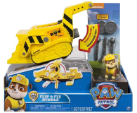 Spin Master Psi Patrol Flip and Fly Rubble - 422445 - zdjęcie 6