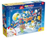 Lisciani Giochi Disney dwustronne Maxi 108 el. Mickey - 418106 - zdjęcie 1