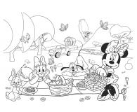 Lisciani Giochi Disney dwustronne 250 el. Minnie - 418087 - zdjęcie 3