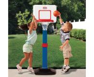 Little Tikes Koszykówka składana dla maluchów Kosz Square  - 421874 - zdjęcie 4