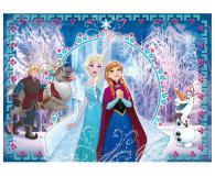 Lisciani Giochi Disney dwustronne 250 el. Kraina Lodu - 418554 - zdjęcie 2