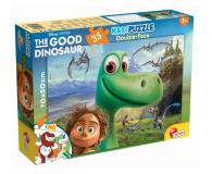 Lisciani Giochi Disney Dwustronne Maxi 35 el. Dobry Dinozaur - 418537 - zdjęcie 1