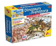 Lisciani Giochi Mały Geniusz Dinozaury 108 el. - 419580 - zdjęcie 1