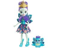 Mattel Enchantimals Trzypak Lalki ze Zwierzątkami - 421667 - zdjęcie 3