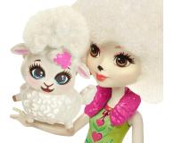 Mattel Enchantimals Trzypak Lalki ze Zwierzątkami - 421667 - zdjęcie 7