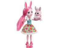 Mattel Enchantimals Trzypak Lalki ze Zwierzątkami - 421667 - zdjęcie 4