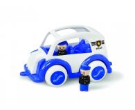 Viking Toys Policja z figurkami Jumbo - 416402 - zdjęcie 2