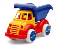 Viking Toys Wywrotka z figurkami Super Auto - 416424 - zdjęcie 1
