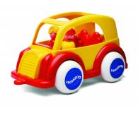 Viking Toys Samochód osobowy z figurkami Jumbo - 416395 - zdjęcie 1