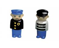 Viking Toys Viking City Posterunek Policji z figurkami - 416468 - zdjęcie 6